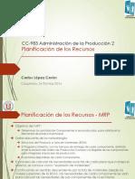 08-Planificacion de Los Recursos CC-983!1!2016