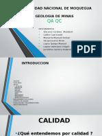 QA/QC Español