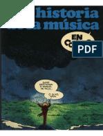 Deyries Bernard - Historia De La Musica En Comics.PDF