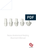 10867-0 Neoss Anatomical Healing Abutment Manual Hi Res 2009-05-19