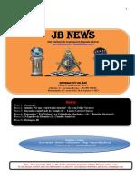 JB News - Informativo Nr. 0868