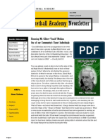 GBA Newsletter June 2010