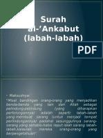 Surah Al 'Ankabut