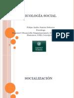 Psicología Social Socialización Primaria y Secundaria