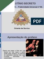 Apresentação Escrutínio Secreto Erac 032014