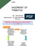Tinnitus Presentasi
