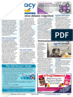 Pharmacy Daily for Wed 29 Jun 2016 - Codeine debate reignited, Chinese medicines guide, Immunisation Advantage, Health AMPERSAND Beauty and much more