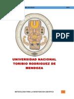 Universidad Nacional Toribio Rodriguez de Mendoza