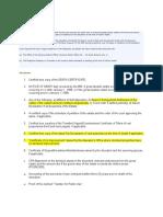 Estate Tax - BIR - Procedures