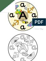 Mandalas Del Abecedario Paquete Completo