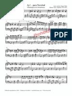 Ay...para Navidad - Partitura y Letra.pdf