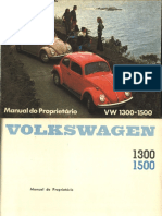 Manual Do Fusca 70-72