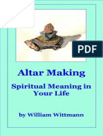 Wittmann, William - Altar Making