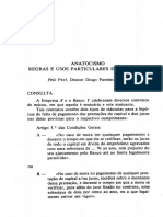 anatocismo casos praticos