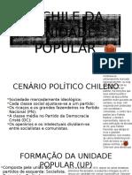 o Chile Da Unidade Popular