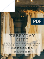 Everyday Chic - Rivers, Meredith