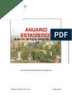 Anuario Estadistico 2013 (2)