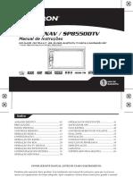 Manual Positron SP8860NAV