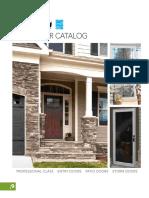 Door Catalog 2014