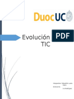 Evolucion f