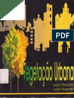 Vegetação Urbana - Lúcia Mascaró