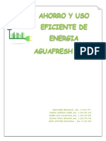 Cartilla Ahorro y Uso Efiente de La Energía Grupo 57