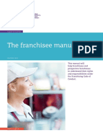 The Franchisee Manual