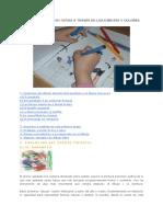 Psicodiagnosis en Niños a Través de Los Dibujos y Colores