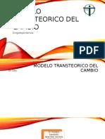 Modelo Transteorico Del Cambio (1)