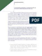Estrategias Para La Convencer Al Gobierno en La Industrializacion Del Gas Natural