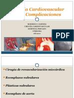 Cirugía Cardiovascular RZ