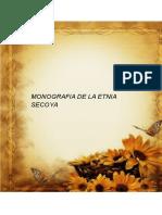 Monografia de La Etnia Secoya.