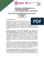 III Encuentro en Ventanilla y Curso de Psicomotricidad (1) (1)
