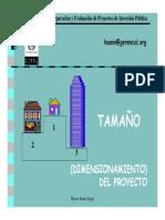 Dimensionamiento Proyecto