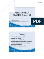 16 Spatial Analyst