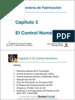 Apuntes Ingenieria de Fabricacion Capitulo 2 El Control Numerico