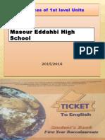 Ticket to English
