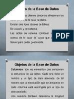 SQLbase datos
