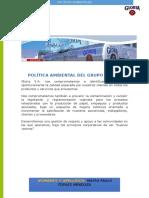 Política Ambiental _mayra Torres