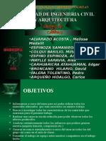 MODELACION DE CARPAS
