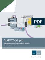 Manual Simocode Pro Profibus Es-mx[1]