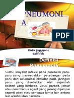 Farmakoterapi Pneumonia