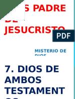 Clase 3 - Misterio de Dios
