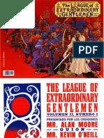 Alan Moore - La Liga de Los Hombres Extraordinarios - Volumen (2)