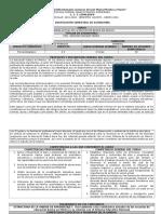Formato Dosificación Semestral Plantilla 2015 - 2016