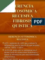 HERENCIA AUTOSOMICA RECESIVA