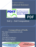 Soil 3 - Soil Composition.ppt