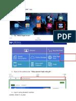 Print Instruction, iPad