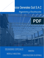 Brochure Serge Gut i
