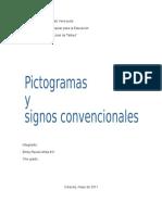 Pictogramas y Signos Comunes